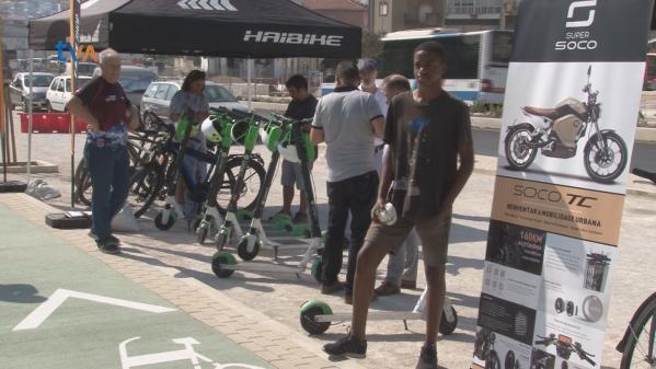 Semana da Mobilidade Arranca na Amadora com Transportes Alternativos
