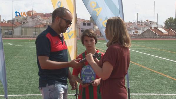 SF Damaiense Vence Torneio Futebol Infantil Amadora