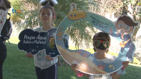 Parque dos Poetas Enche para Celebrar Dia Nacional da Água