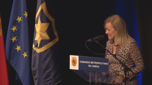 Comemoração do 152º Aniversário da PSP - Discurso Carla Tavares