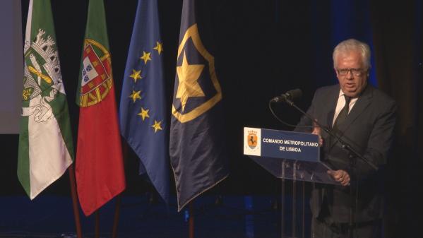Comemoração do 152º Aniversário da PSP - Discurso Ministro Administração Interna