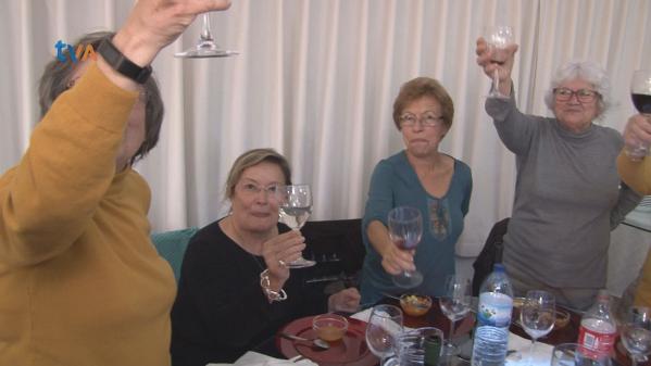 JF Falagueira-Venda Nova Assinala Natal com Almoço Convívio