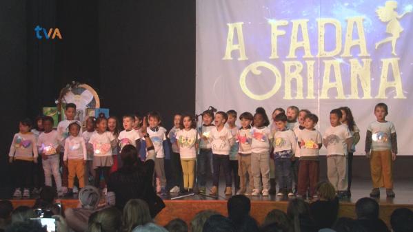 Crianças e Seniores Celebram o Natal na SFRAA