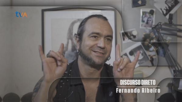 Fernando Ribeiro em Discurso Direto