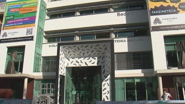 Biblioteca Piteira Santos: Hoje Reabre o Piso 0