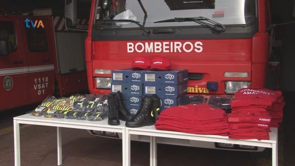 JF Falagueira-Venda Nova Reforça Equipamento dos Bombeiros da Amadora