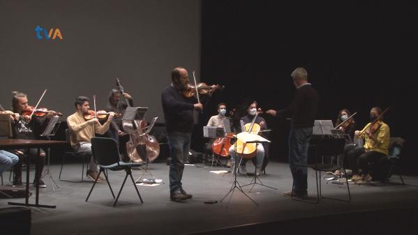 Recreios da Amadora Recebem Orquestra Orbis com Suite de Natal